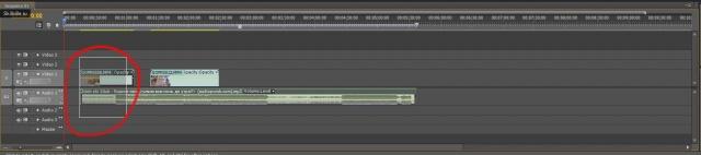 Одновременное выделение видео и звуковой дорожки