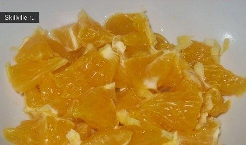 шинкованный апельсин