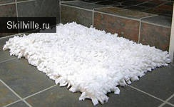готовый коврик