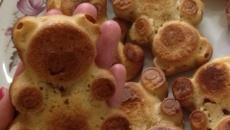 Кексы Мишки Барни